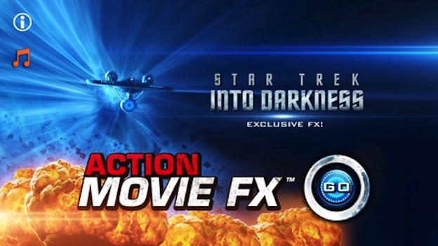 Star Trek Into Darkness Action Movie FX
