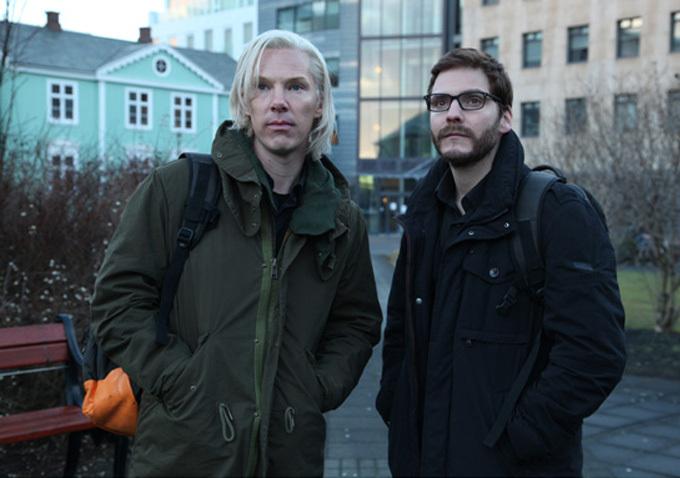 Le Cinquieme Pouvoir -The Fifth Estate - avec Benedict Cumberbatch et Daniel Bruhl