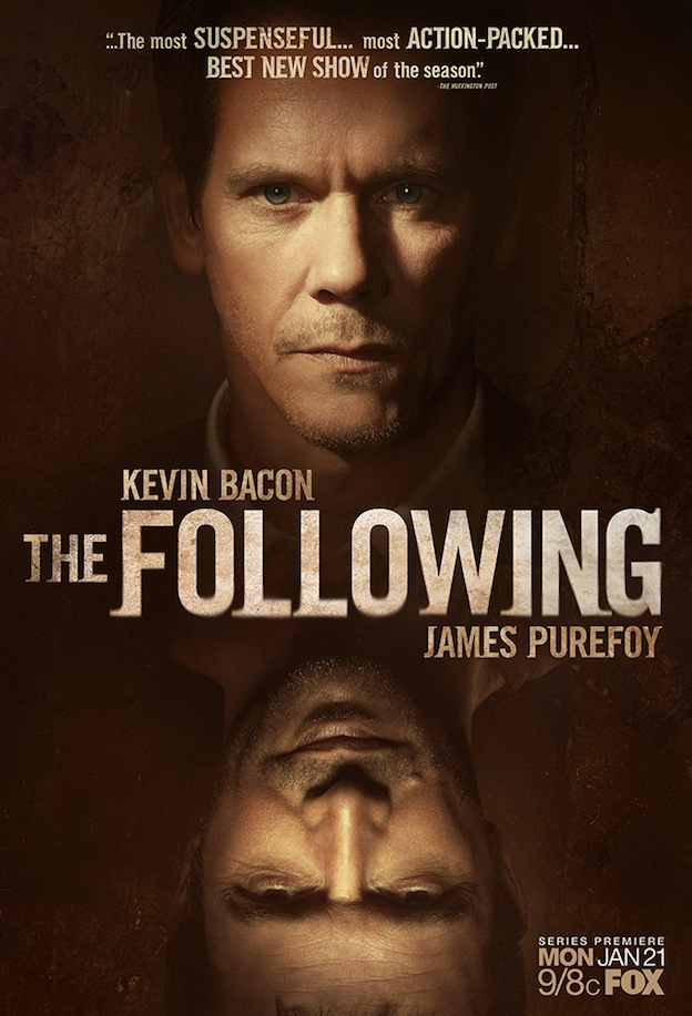 The Following affiche