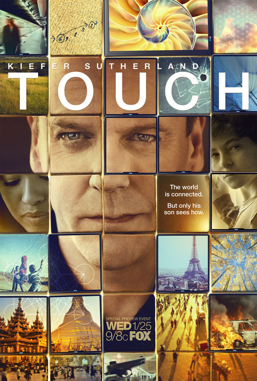 Touch affiche