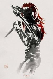 the wolverine-yukio-poster