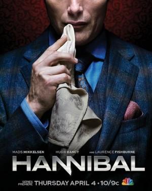 Hannibal affiche NBC