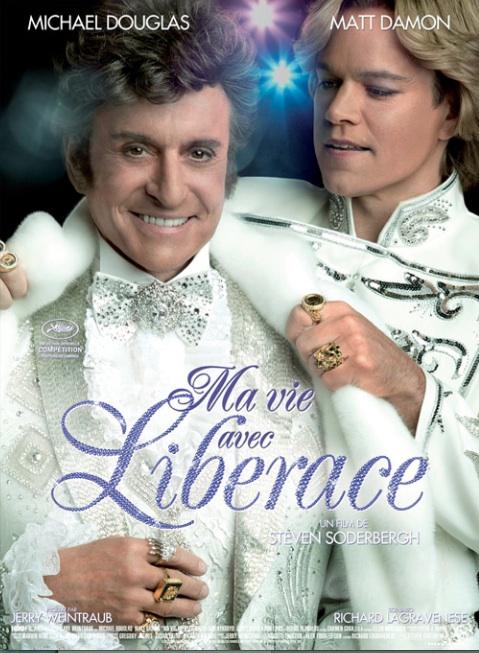 Ma vie avec Liberace affiche definitive
