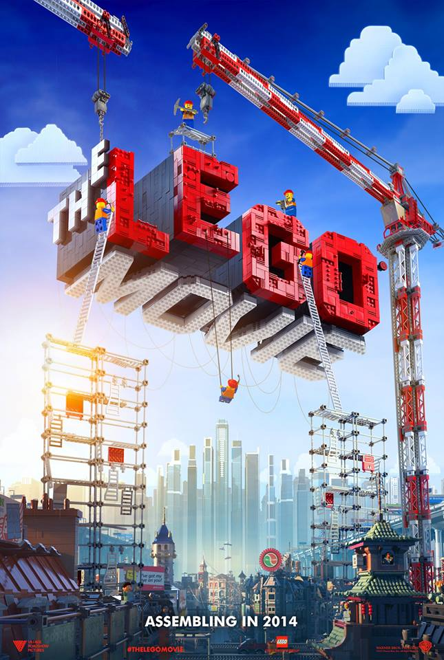 The Lego Movie La Grande Aventure Lego affiche