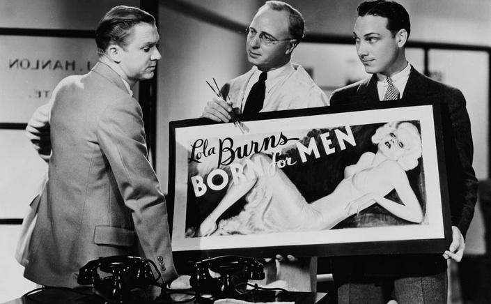 Bombshell de Victor Fleming (1933)