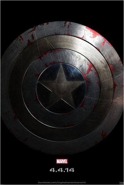 Captain America le soldat d'hiver affiche teaser