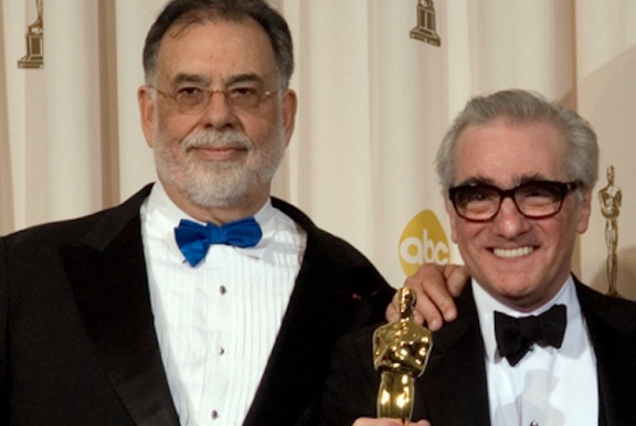 Francis Ford Coppola et Martin Scorsese