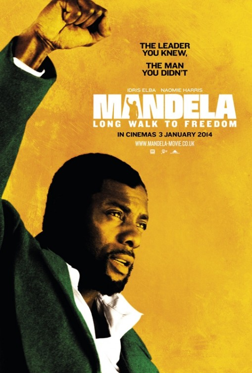 Mandela Long Walk to Freedom affiche