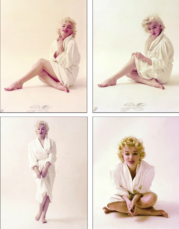 Marilyn Monroe Milton H Greene