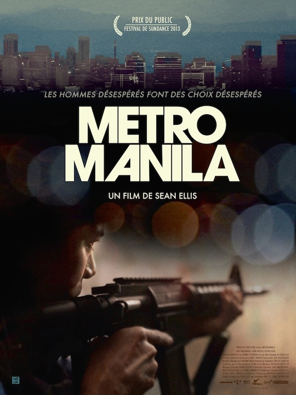 Metro Manila affiche