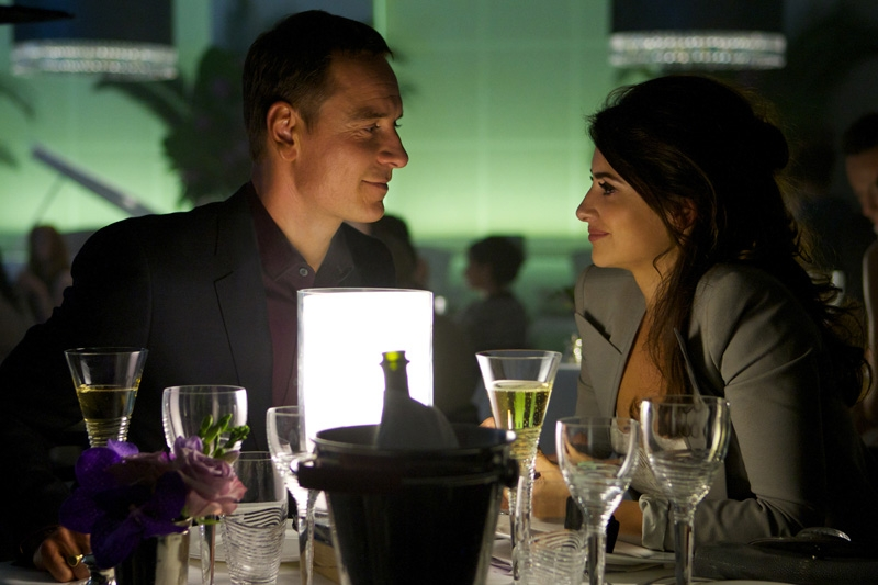 Michael Fassbender - Penelope Cruz - Cartel (The Counselor)