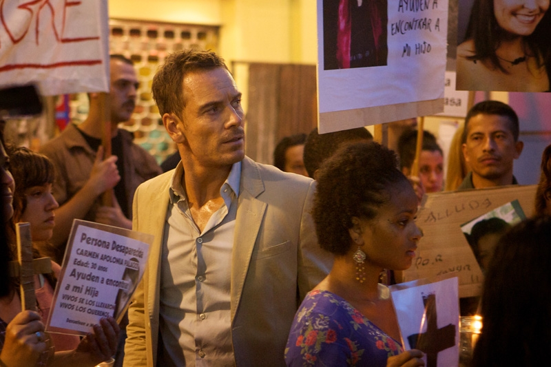 Michael Fassbender - The Counselor
