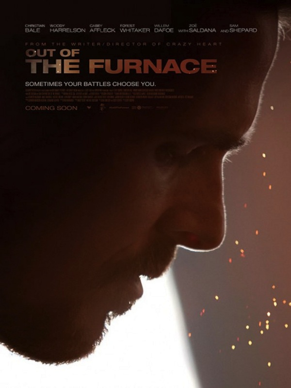 Out of the Furnace affiche