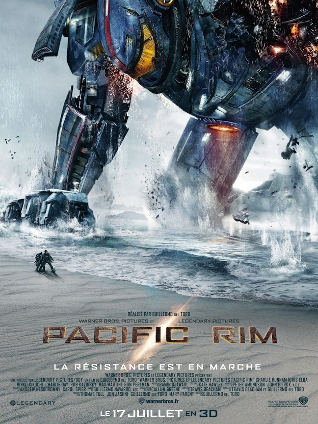 Pacific Rim affiche