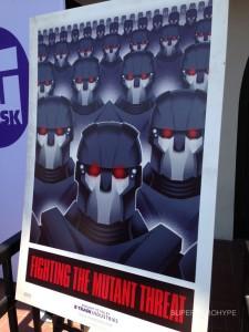 Poster Sentinelles - X-Men Days of Future Past