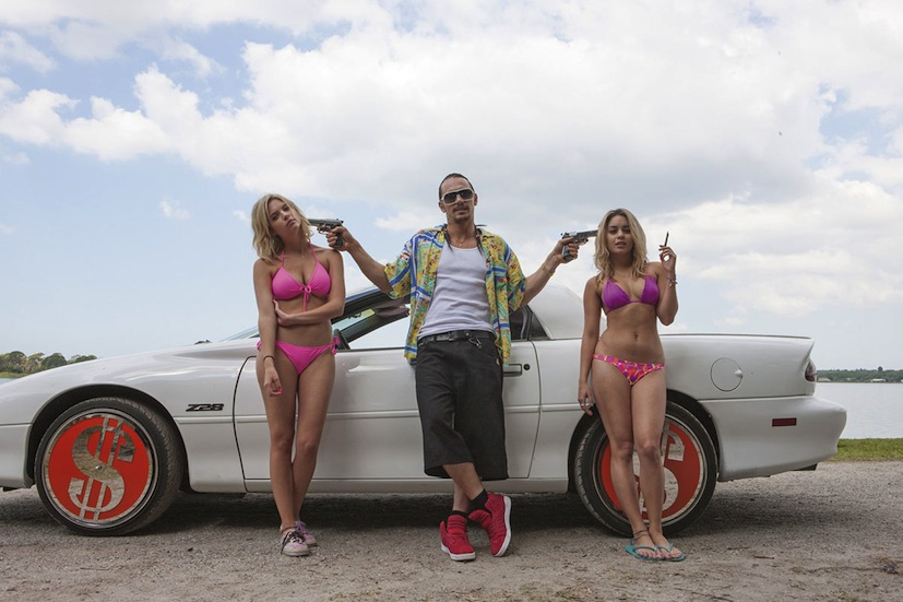 Spring Breakers - Ashley Benson James Franco et Vanessa Hudgens