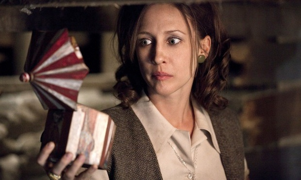 The Conjuring Vera Farmiga Lorraine Warren