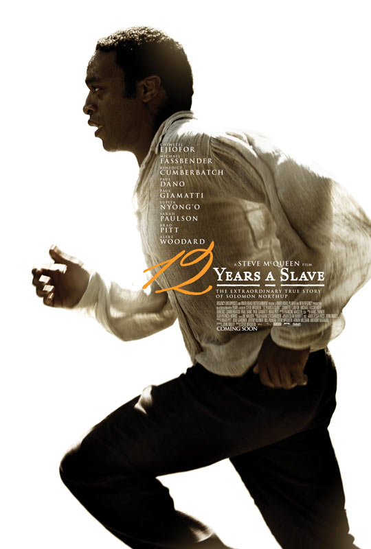 Twelve Years a Slave affiche