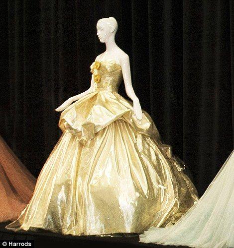 Cendrillon par Versace
