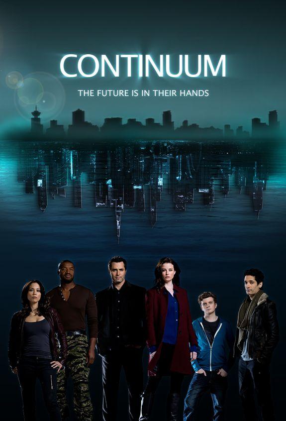 Continuum affiche saison 1