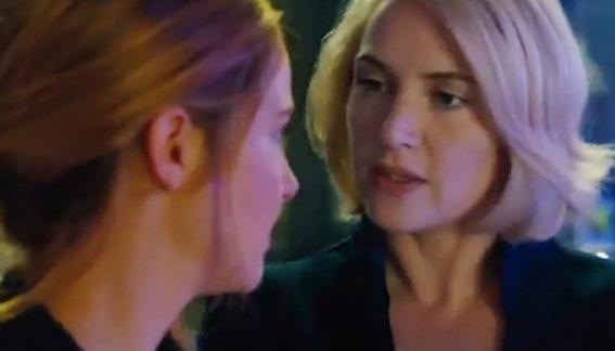 Divergent Kate Wintlet Shailene Woodley