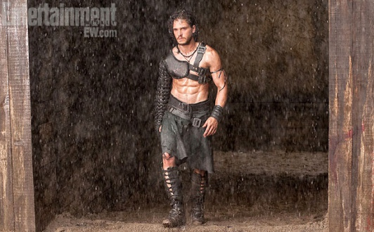 Kit Harington Pompeii Paul WS Anderson