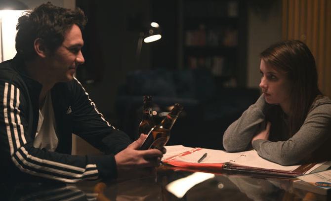 Palo Alto de Gia Coppola avec James Franco et Emma Roberts