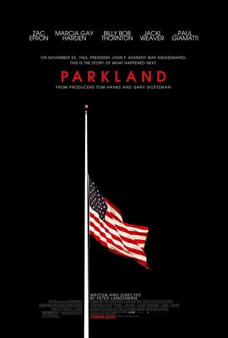 Parkland affiche
