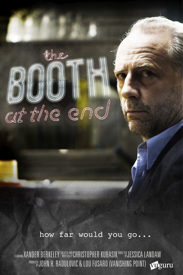 The Booth at the End affiche