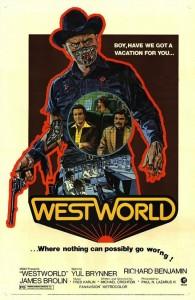 Westworld - Mondwest poster