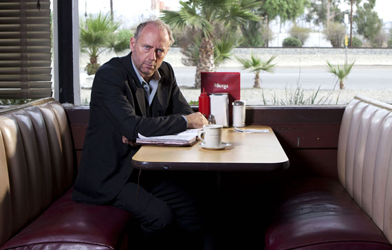 Xander Berkeley The Booth at the End