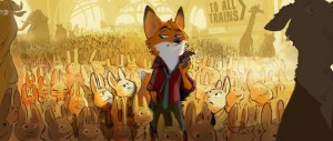 ZOOTOPIA (Working Title) - D23