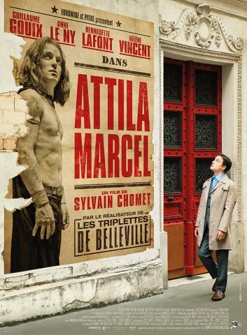 Attila Marcel affiche