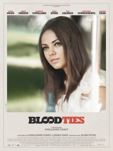 Blood Ties Mila Kunis