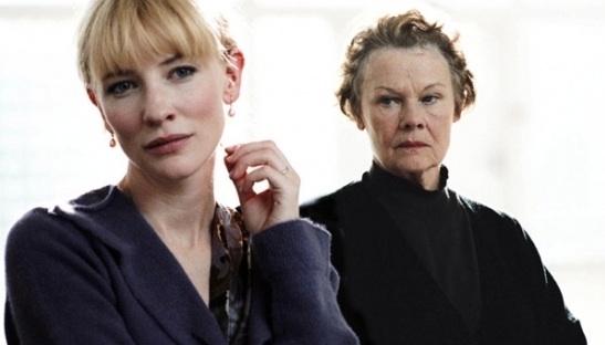 Cate Blanchett Chronique d'un scandale