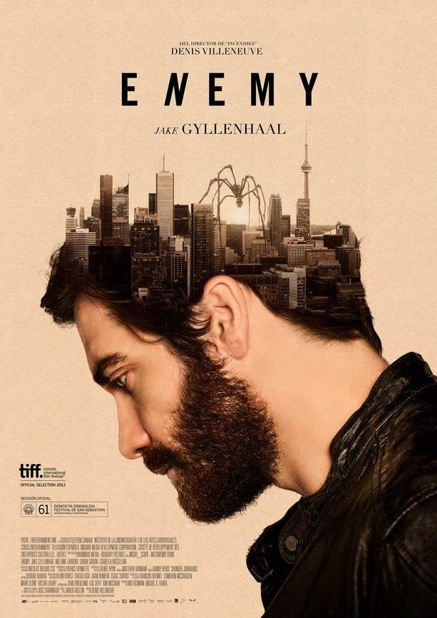 Enemy poster TIFF