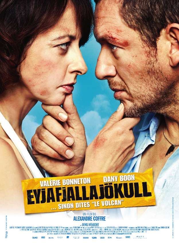 Eyjafjallajokull affiche