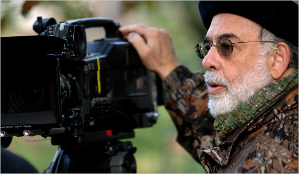 Francis Ford Coppola / Cos Aelenei - Sony Pictures Classic