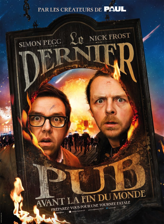LE dernier pub avant la fin du monde the world's end