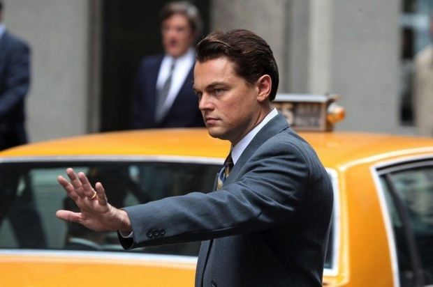 Leonardo DiCaprio Le Loup de Wall Street