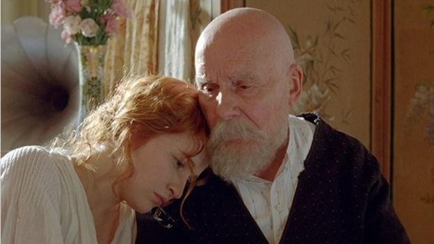 Renoir avec Michel Bouquet