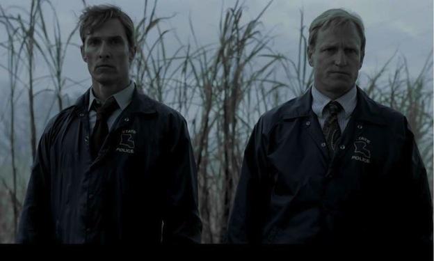 Matthew McConaughey et Woody Harrelson - True Detective / © HBO