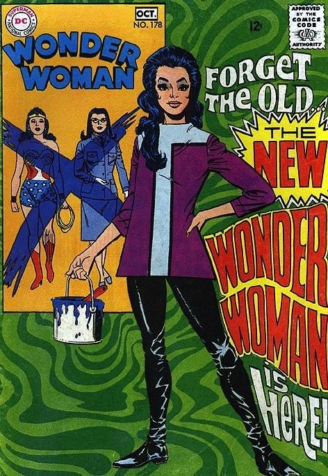 Wonder Woman DC N°178 oct 1968