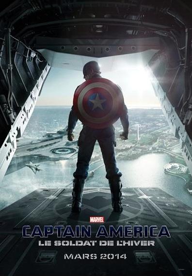 Captain America - Le Soldat de l'Hiver affiche
