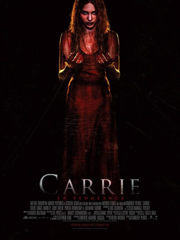 Carrie la Vengeance affiche