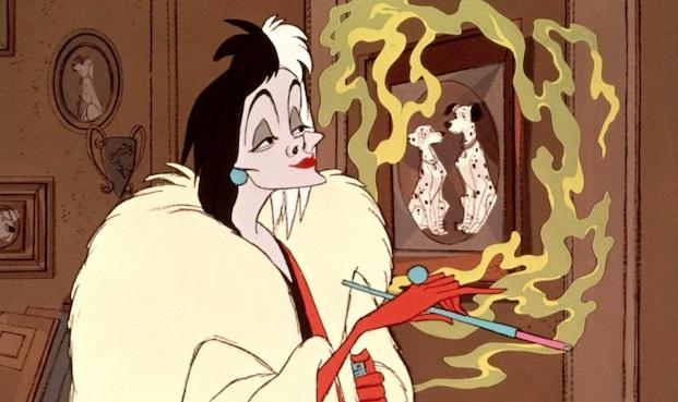 Cruella De Vil 101 Dalmatiens