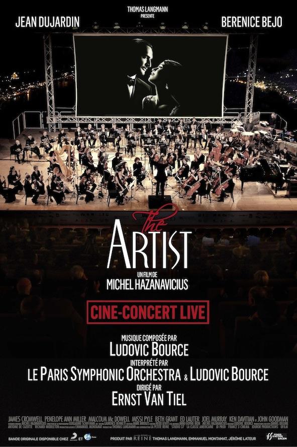 Festival des musiques à l'image The Artist