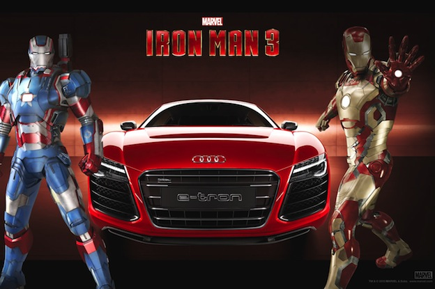 Iron Man 3 MyAudi