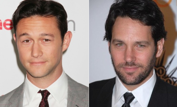 Joseph Gordon-Levitt et Paul Rudd
