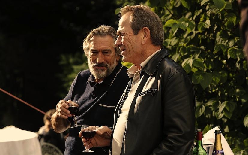 Malavita Robert de Niro et Tommy Lee Jones